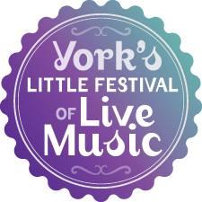 york's little festival of live music