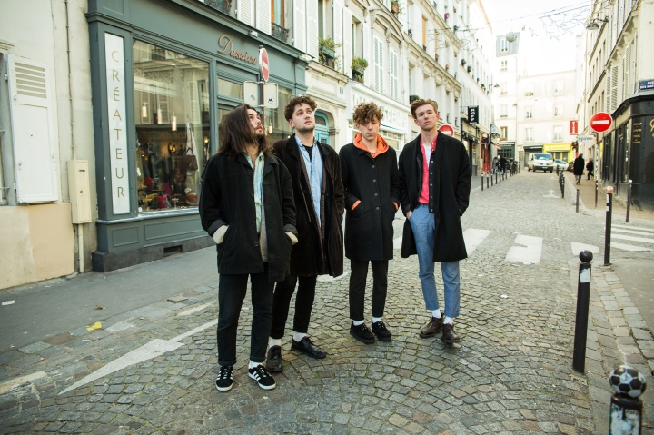 Marsicans in Paris | Portia Hunt