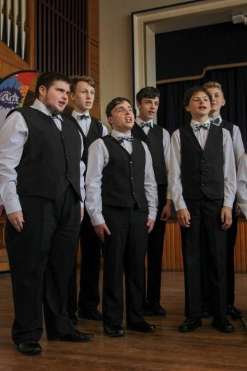 Oaklands School Chamber Choir 2