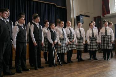 Oaklands School Chamber Choir