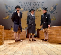 Whisky Galore - Shuna Snow, Christine Mackie and Sally Armstrong