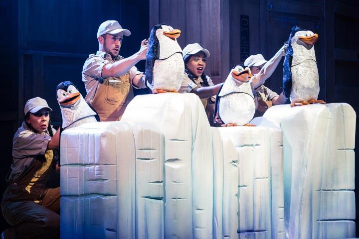 Madagascar The Musical 3