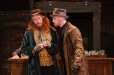 YorkLight-Oliver-2020-Photographer Tom Arber-Rory Mulvihill (Fagin) and Jonny Holbek (Bill Sykes)